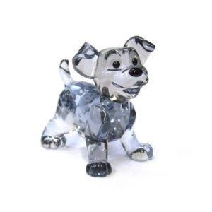 Swarovski Crystal Disney SCAMP Figurine